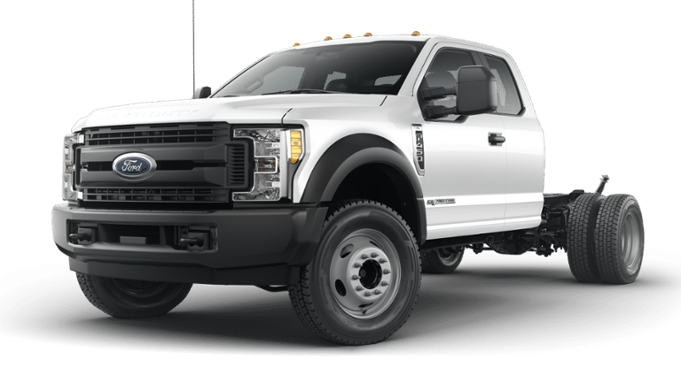 2019 Ford F-450 Chassis Truck